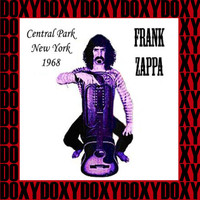 Frank Zappa - Central Park, New York, August 3rd, 1968