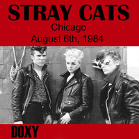 Stray Cats - Chicago, August 6th, 1984