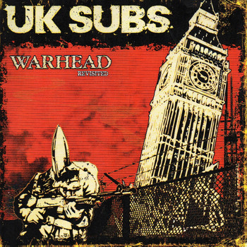 UK Subs - Warhead Revisited