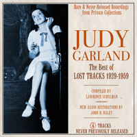Judy Garland - The Best of Lost Tracks