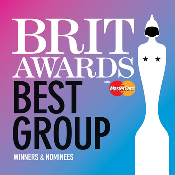 Various Artists - BRIT Awards Best Group