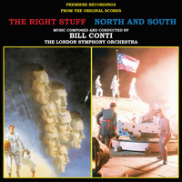 Bill Conti - The Right Stuff / North And South (Original Motion Picture Scores)