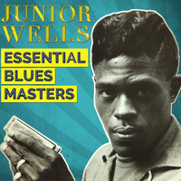 Junior Wells - Essential Blues Masters
