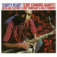Teddy Edwards - Teddy's Ready (Remastered)