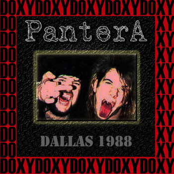 Pantera - The Basement, Dallas, December 20th, 1988