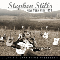 Stephen Stills - New York City, 1979