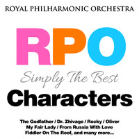 Royal Philharmonic Orchestra - Royal Philharmonic Orchestra: Simply the Best: Characters