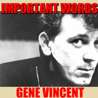 Gene Vincent - Important Words