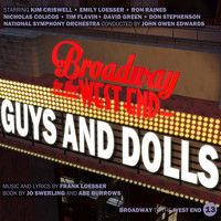Original Studio Cast - Guys and Dolls
