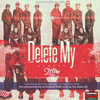 Section Boyz - Delete My Number EP