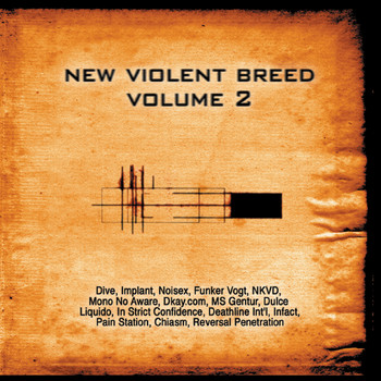 Various Artists - New Violent Breed V.2