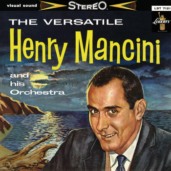 Henry Mancini & His Orchestra - The Versatile Henry Mancini And His Orchestra