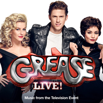 Jessie J - Grease (Is The Word) (Music From The Television Event)
