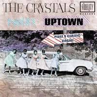 The Crystals - Twist Uptown Plus 2 Classic Singles