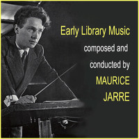 Maurice Jarre - Early Library Music - EP