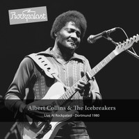Albert Collins - Live At Rockpalast