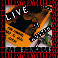 Pat Benatar - King Biscuit Flower Hour, Austin, October 6th, 1981