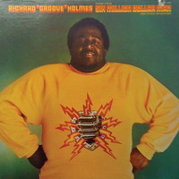 "Richard ""Groove"" Holmes - Six Million Dollar Man"