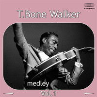 T-Bone Walker - T-Bone Walker Medley 1: Travelin' Blues / I Miss You Baby /  Cold, Cold Feeling / Welcome Blues / By