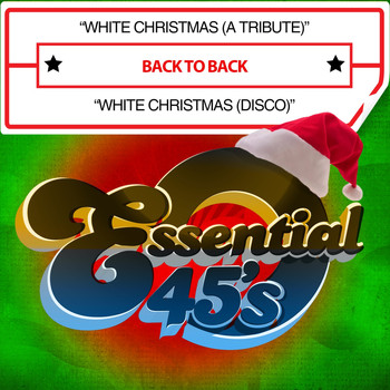 Back To Back - White Christmas (Digital 45)