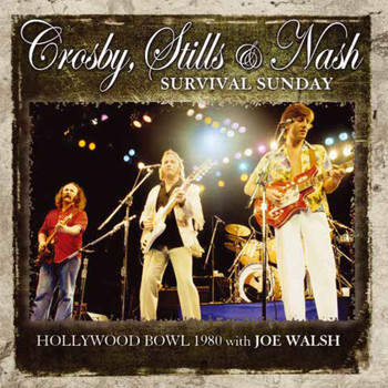 Crosby, Stills & Nash - Survival Sunday (Live)