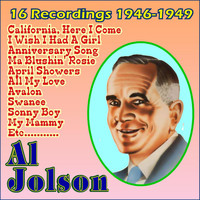 Al Jolson - 16 Recordings 1946-1949