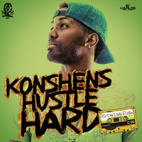 Konshens - Hustle Hard - Single