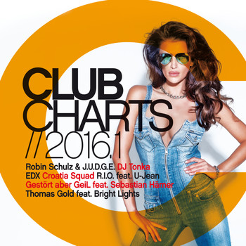 Various Artists - Club Charts 2016.1
