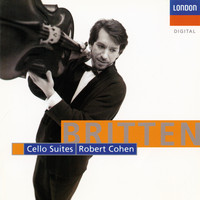 Robert Cohen - Britten: Cello Suites