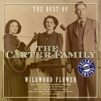 The Carter Family - Wildwood Flower - The Best of, Volume 2
