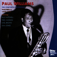 Paul Williams - The Complete Recordings, Vol. 2 1949-1952