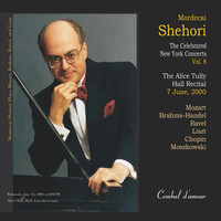 Mordecai Shehori - The Celebrated New York Concerts, Vol. 8