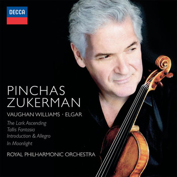 Pinchas Zukerman - Vaughan Williams & Elgar: The Lark Ascending; Tallis Fantasia; Introduction & Allegro; In Moonlight
