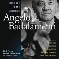 Angelo Badalamenti - Angelo Badalamenti: Music For Film And Television