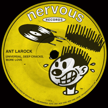 ANT LaROCK - Universal / Deep Cracks / More Love