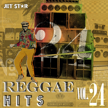Various Artists - Reggae Hits, Vol. 24