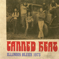 Canned Heat - Illinois Blues 1973 (Live)