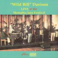 Wild Bill Davison - Live at the Memphis Jazz Festival