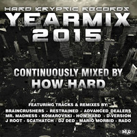 How Hard - Hard Kryptic Records Yearmix 2015 (Explicit)