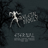 Skeletal Family - Eternal: Singles, Albums, Rarities, BBC Sessions, Live, Demos 1982-2015