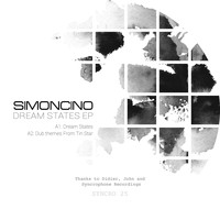 Simoncino - Dream States - EP