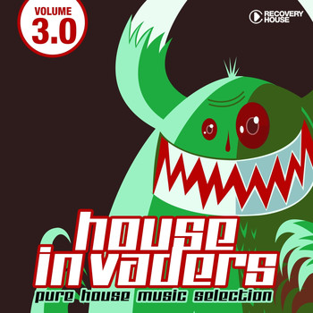 Various Artists - House Invaders - Pure House Music, Vol. 3.0