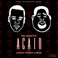 Yo Gotti - Again (feat. Lunch Money Lewis) - Single (Explicit)