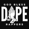 God Bless Dope Rappers  Various Artists