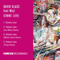 David Glass feat. Moji - Gimme Love