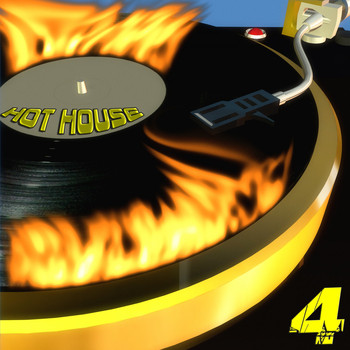 Various Artists - Hot House, 4