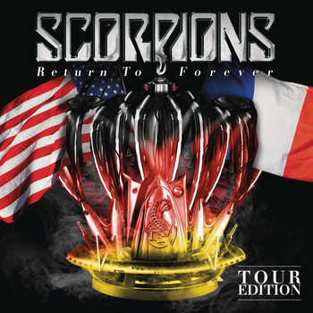 Scorpions - Return to Forever (Tour Edition)