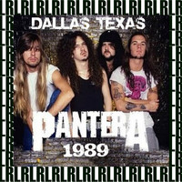 Pantera - Showdown, Dallas, Texas, July 21, St 1989 (Remastered) [Live on Fm Broadcasting)