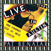 Pat Benatar - King Biscuit Flower Hour, Austin, Tx. October 6th, 1981 (Remastered) [Live on Fm Broadcasting)