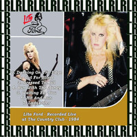 Lita Ford - The Country Club, Los Angeles, 1984 (Remastered) [Live on Fm Broadcasting)